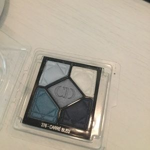 Dior eye shadow pallette